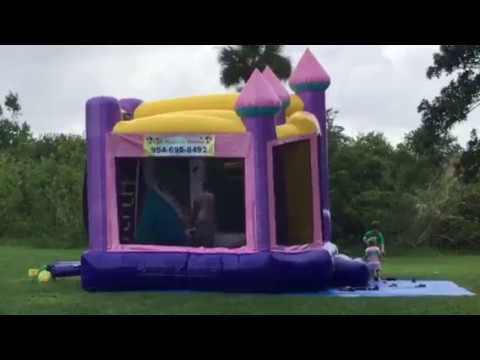 Fun Bounce House in Coral Springs FL - 954-695-8492.