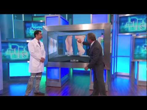 Brazilian Butt Lift Surgery and Results on The Doctors TV Show with Dr. Ghavami
