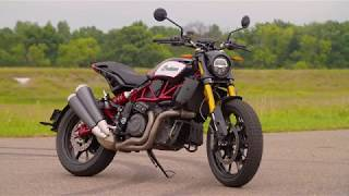 1. 2019 Indian FTR 1200 First Look Video