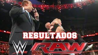 Nonton RANDY ORTON ATACA A BROCK LESNAR - RESULTADOS WWE RAW 01/08/16 Film Subtitle Indonesia Streaming Movie Download