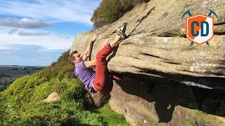 Classic Gritstone Weirdness | Climbing Daily Ep.772 by EpicTV Climbing Daily