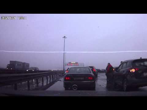 Ищу свидетелей  ДТП, Санкт-Петербург 08.01.2014 (Запись видеорегистратора)