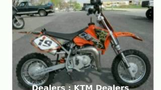 10. 2006 KTM 50 Adventure Mini - Details
