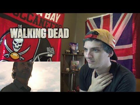 """The Walking Dead - Season 8 Episode 1 (REACTION) 8x01 """"Mercy"""""""