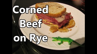 Baked Corned Beef Great for Hash by Louisiana Cajun Recipes