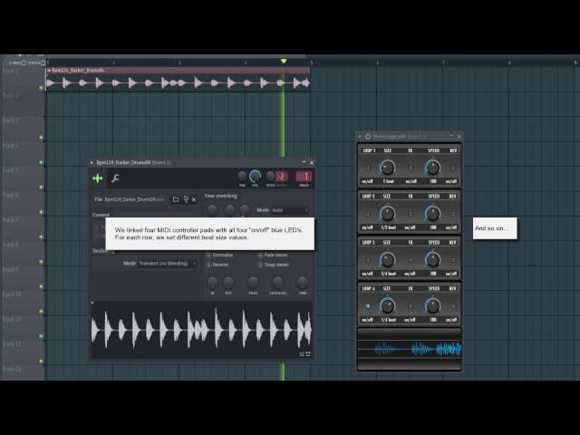 Free Insta Looper VST Effect Plugin Demo