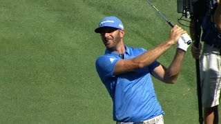 Dustin Johnson Round 2 highlights from the TOUR Championship by PGA TOUR