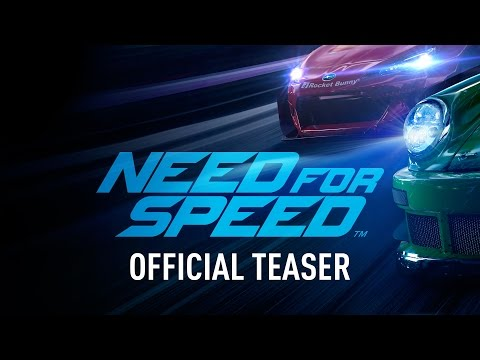 primo trailer del reboot di need for speed!!