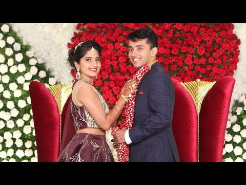 Meghana lokesh marriage video.