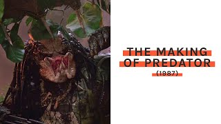 Video The Making of Predator MP3, 3GP, MP4, WEBM, AVI, FLV Oktober 2017