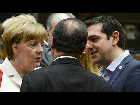 Δραματική σύνοδος της ευρωζώνης για την Ελλάδα