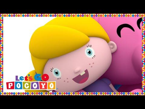 Pocoyo português Brasil - Let's Go Pocoyo! - A nova boneca da Elly [Episódio 44] em HD