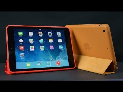 Ipad mini smart case braun фотография