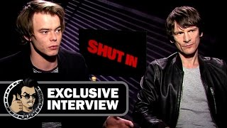 Nonton Charlie Heaton   Farren Blackburn Exclusive Interview   Shut In  2016  Joblo Com Film Subtitle Indonesia Streaming Movie Download