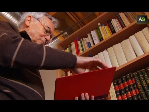 Manuel Ruiz Luque, a passion for books with one of the most valuable collections is Spain