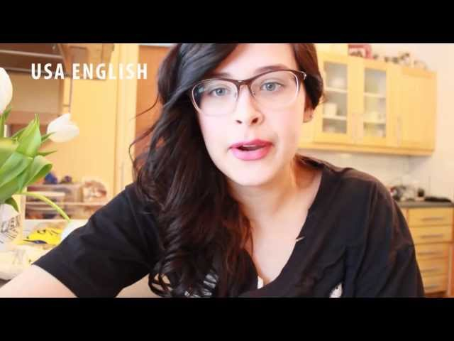 Girl Speaks Gibberish With Perfect Accents To Show What Languages Sound Like To Foreigners