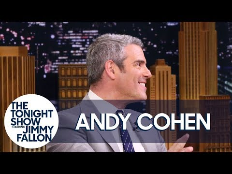 Andy Cohen Reveals Cher's Nicknames for Him and Anderson Cooper