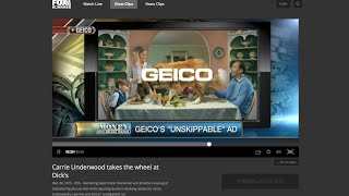 FOX NEWS - Geico Unskippable Family