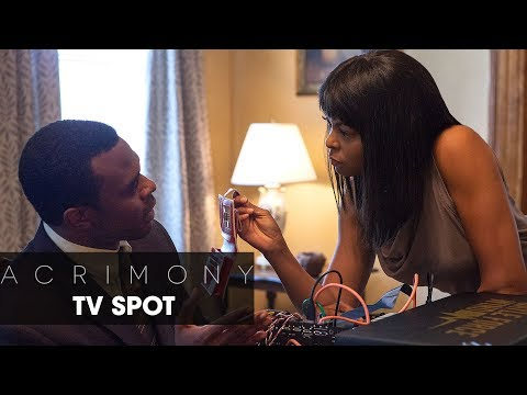"Tyler Perry's Acrimony (2018 Movie) Official TV Spot – ""Definitions"""