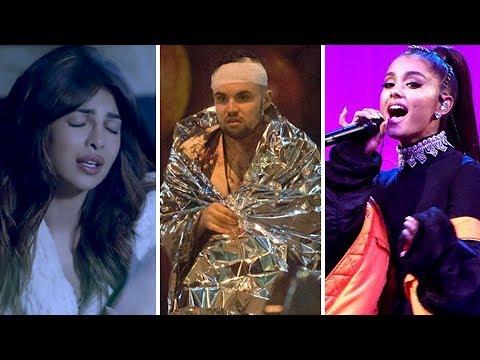 Priyanka Chopra, ShahRukh Khan REACT To Ariana Gra