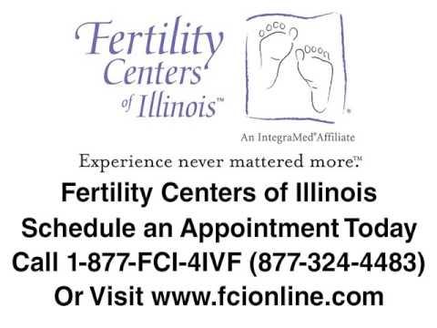Fertility Financing,  Fertility Centers of Illinois