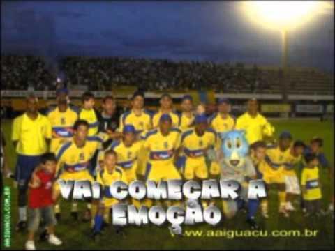 Hino Oficial da Associação Atlética Iguaçu de União da Vitória/PR (Legendado)
