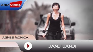 Video Agnes Monica - Janji Janji | Official Video MP3, 3GP, MP4, WEBM, AVI, FLV November 2017