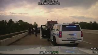 Video Dashcam Video: Arkansas Police Chase and Shooting MP3, 3GP, MP4, WEBM, AVI, FLV Agustus 2019