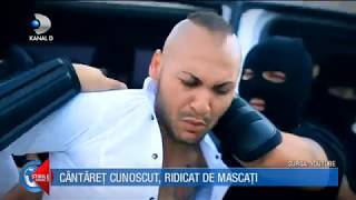 Stirile Kanal D (26.09.2017) - Dani Mocanu, saltat de mascati pentru proxenetism!