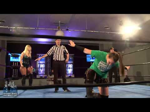 Blue Mountains Pro Wrestling Supremacy highlights