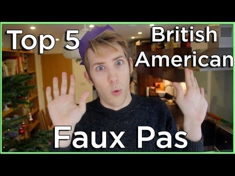 england - Try not to make these faux pas while abroad! My life is embarrassing. ▻SUBSCRIBE for new videos every week! http://goo.gl/65evwQ Twitter: http://www.twitter....