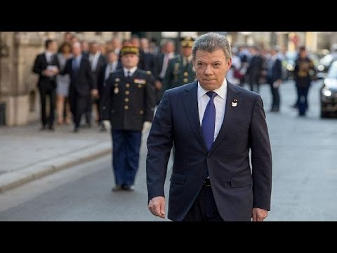 «Οι αντάρτες Farc έχουν παραδώσει το σύνολο του οπλισμού τους», δήλωσε ο πρόεδρος της Κολομβίας…