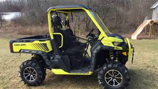 4. 2018 Can-Am Defender XMR Owner Review (XMR definitely NOT a Scam)