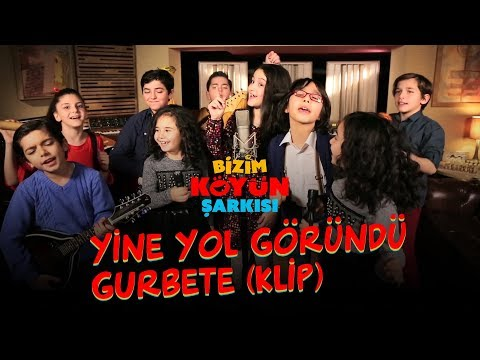 Video Bizim Köyün Şarkısı - Yine Yol Göründü Gurbete (Klip) download in MP3, 3GP, MP4, WEBM, AVI, FLV January 2017