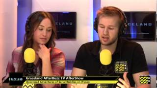 Graceland After Show Season 1 Episode 12