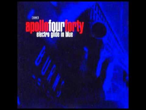 Tekst piosenki Apollo 440 - White man's throat po polsku