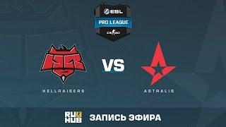 HellRaisers vs. Astralis - ESL Pro League S5 - de_mirage [Enkanis, yxo]