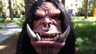 This Warcraft Orc Won Blizzcon's Costume Contest - IGN Access