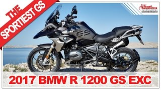 10. LOOKS SPORTY!! 2017 BMW R 1200 GS Exclusive Price Specification Review