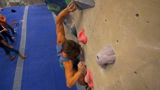 We Got Another Climbing Session With Calle :D by Eric Karlsson Bouldering