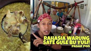 Video Makan Gratis sepuasnya Sate Gule kambing Bu Yuli Pasar Pon! MP3, 3GP, MP4, WEBM, AVI, FLV April 2019