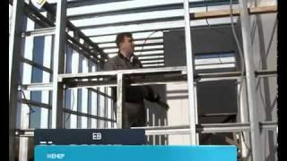 Современные дома строят из материалов будущего (хризотил)