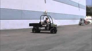 7. Sold! 2007 EZ-GO 4x4 Rough Terrain Utility Cart Honda GX610 bidadoo.com