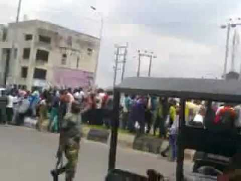 Robbers Caught And Some Killed By Police Officers In Port Harcourt