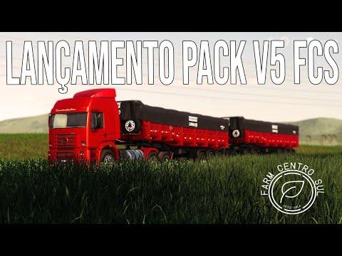 Mega Pack Farm Centro Sul v5.0