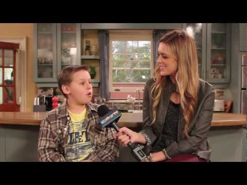 """Jackson Brundage """"See Dad Run"""" Interview - """"See Dad Campaign"""" & James Maslow"""