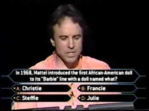 3/3 Kevin Nealon on Millionaire (comedy edition)