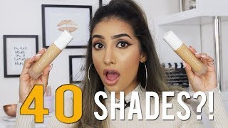 Fenty Beauty Foundation Review & Demo - Indian/Warm/Olive Skin