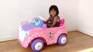 Watch this little girl decorate her Pink Minnie Mouse ride on with cute little Minnie Mouse stickers. Afterwards, the little girl takes her Minnie ride on car for a test drive!If you are a Youtuber and would like to collaborate with our channel, please comment below. ThanksCheck our Recent Videos:https://www.youtube.com/watch?v=CQNY0Mp2bjs&list=PLzahQAalW-PgGFBK2ej2w-elb6BEC6ly4Our Fun Ride On Videos:https://www.youtube.com/watch?v=P-gDOpiOSVU&list=PLzahQAalW-PgDVj590PlF9K06iw6ZTlv3Superhero & Princess Action Videos:https://www.youtube.com/watch?v=jDLAhz8BQUY&list=PLzahQAalW-Pg47AHlXl1Tf1z5T9oYbSXoShopping & Days Out:https://www.youtube.com/watch?v=22fCmnnULNw&list=PLzahQAalW-PiyVi7AHw7-LDJGIKxc1zGN