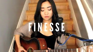 Video Finesse x Bruno Mars (Cover) MP3, 3GP, MP4, WEBM, AVI, FLV Maret 2018